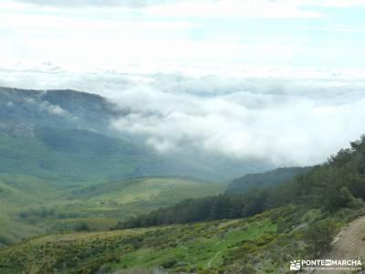 Cuerda Larga-Morcuera_Navacerrada;el desfiladero de las xanas el refugio de la manchuela parque de l
